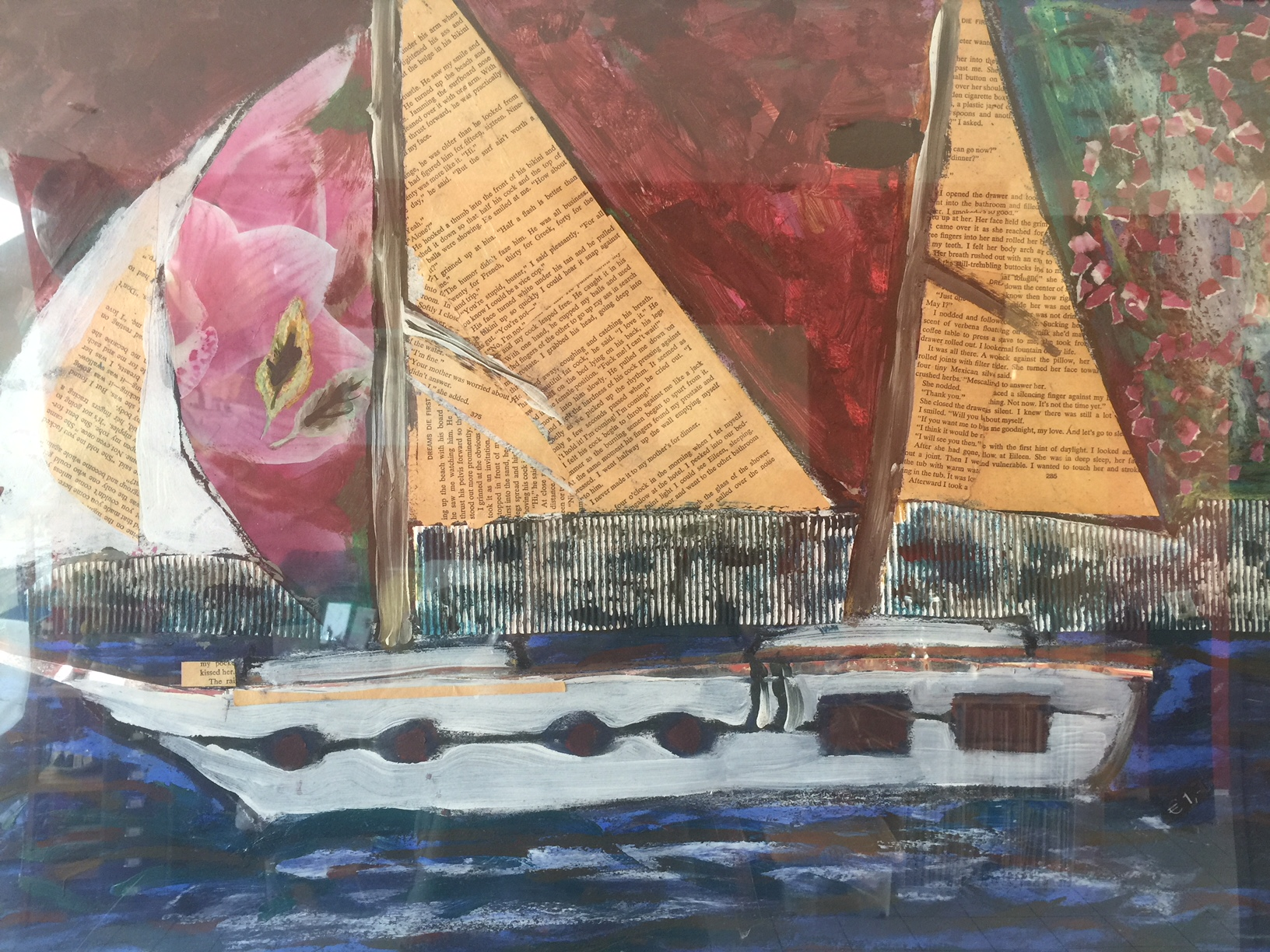 Yoga: Bouncing back from burnout – Sailing on Dry Land