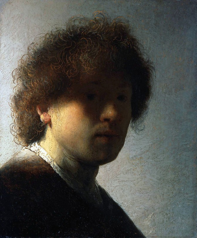 zelfportret-rembrandt