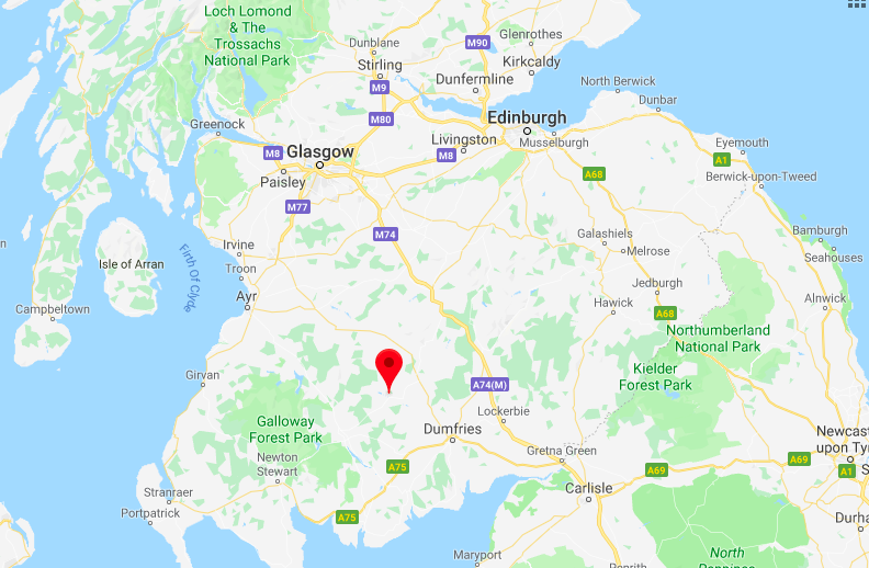 Moniaiave on Google Maps