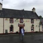 The George Hotel – Moniaive, Scotland