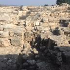 Dust in the Israeli Wind