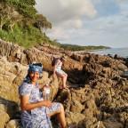 #BeachRockHiking for #50Plusers @KohLanta